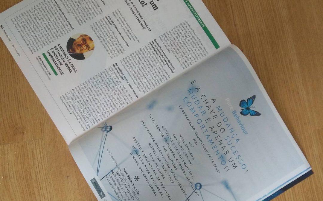Pure Behaviour® Revista Recursos Humanos Magazine